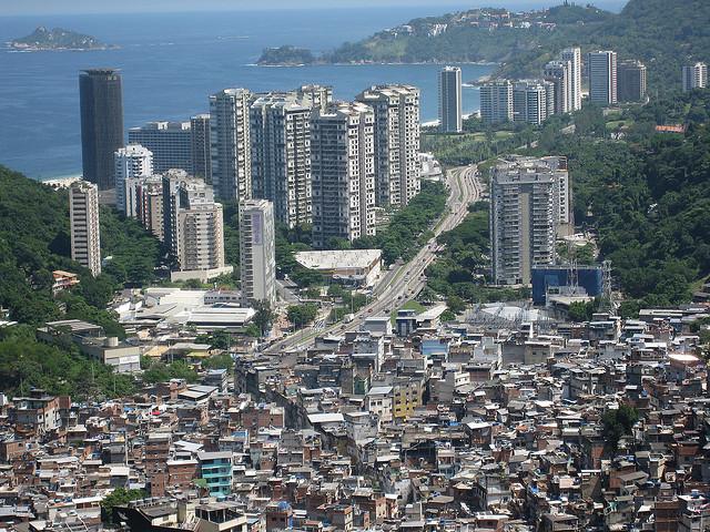 Rocinha Favela | Twitter