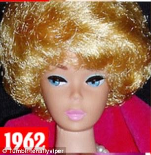 Barbie en 1962