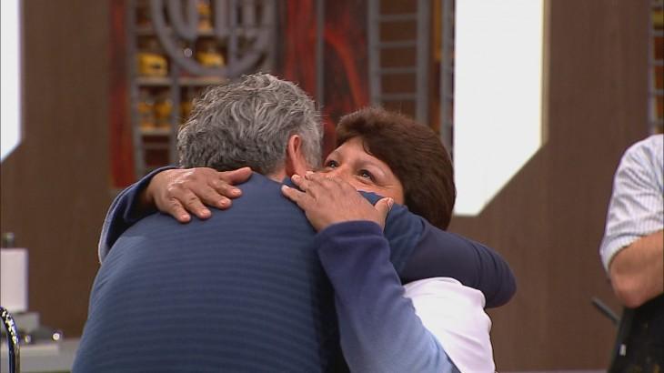 Valentino se despide de Nancy | Canal 13