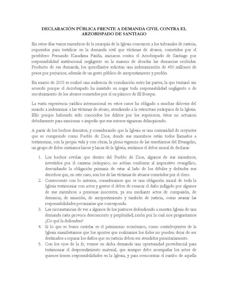 Laicos de Osorno