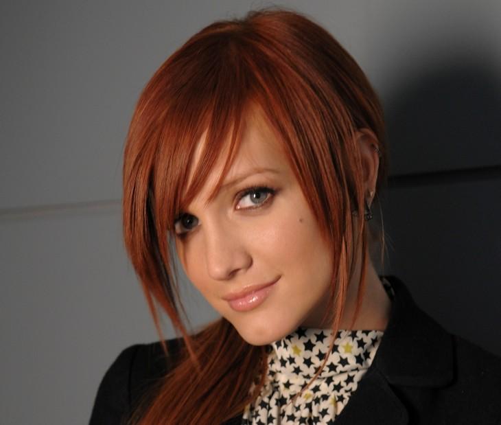 Ashlee en 2008
