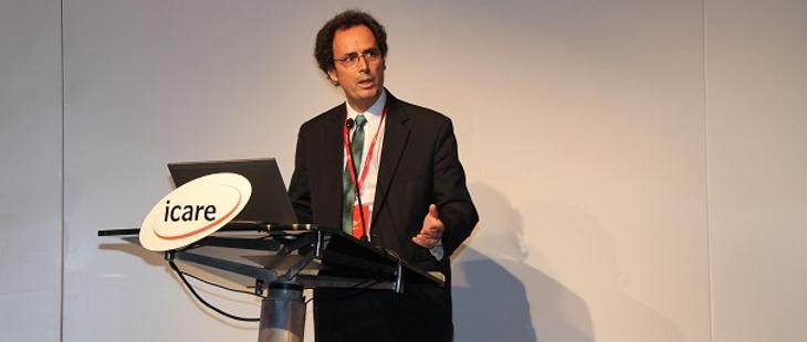 Juan Carlos de la Llera, decano de la facultad de Ingieniería
