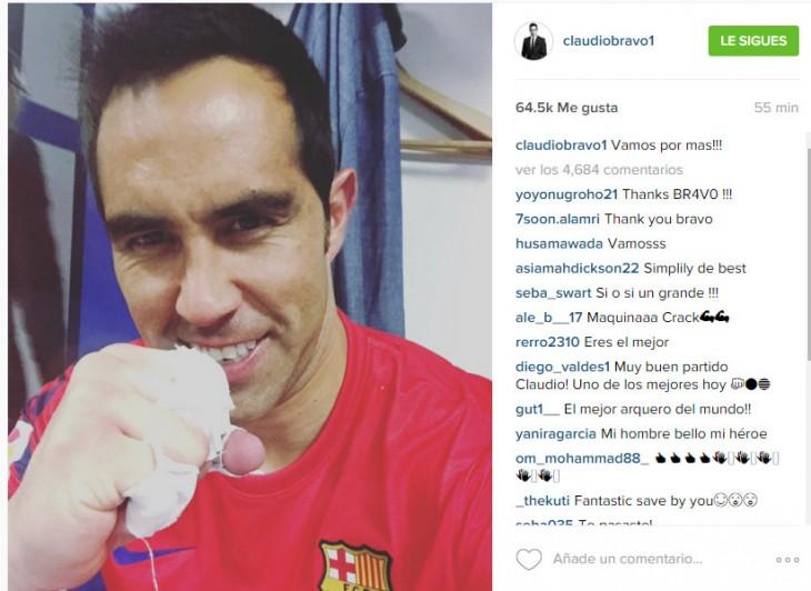 Claudio Bravo   Instagram