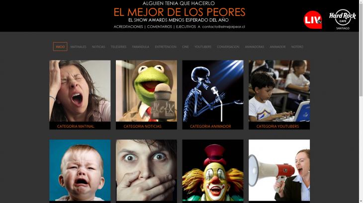 http://www.elmejorpeor.cl/
