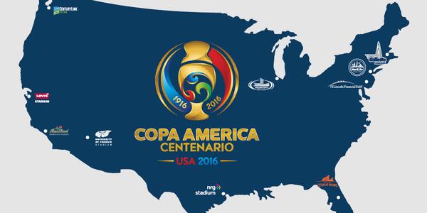 @CA2016 | Twitter oficial Copa América Centenario