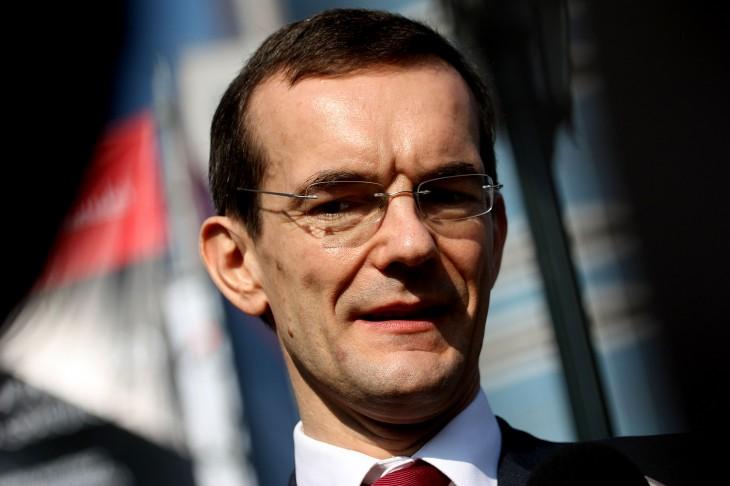 Marc Giacomini, embajador de Francia | David Cortes Serey | Agencia UNO