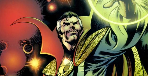 Doctor Strange ex un maestro de las artes místicas y miembro de los Avengers