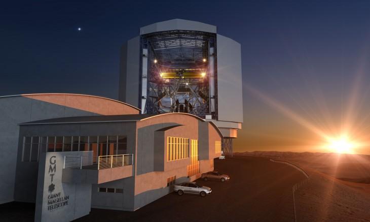 Giant Magellan Telescope – GMTO Corporation