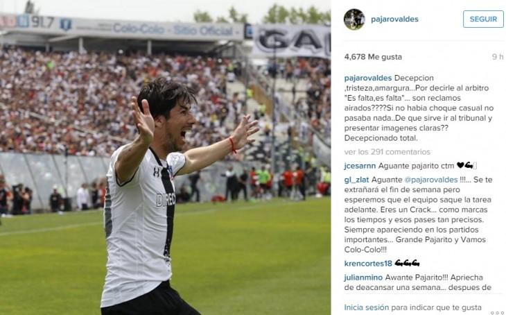 Jaime Valdés | Instagram