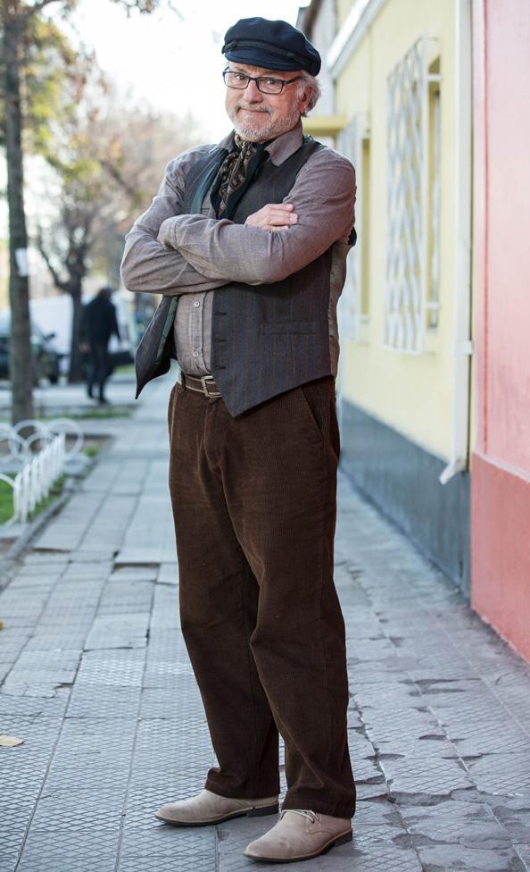 Patricio Achurra | Esa no soy yo | TVN