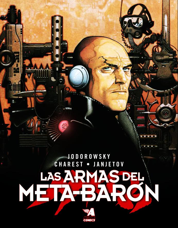 Armas del Meta-Barón