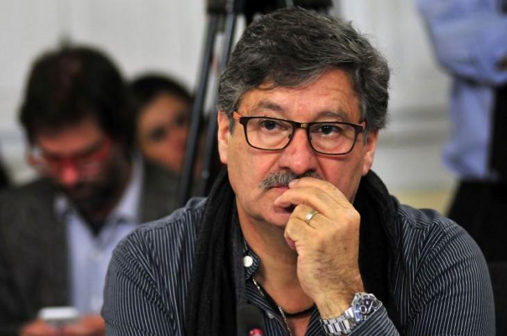 Ramón Farías | ex alcalde de San Joaquín | Agencia UNO