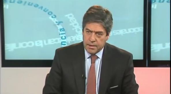 Raúl Alcaíno | ex alcalde de Santiago | CNN Chile | YouTube