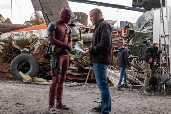 Ryan Reynolds y Tim Miller | 21th Century Fox