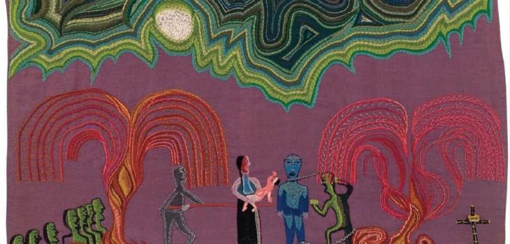 Fresia y Caupolicán 1964-1965, Fundación Violeta Parra (c)