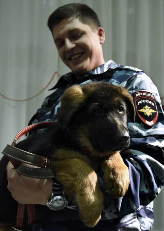YURI KADOBNOV | AFP