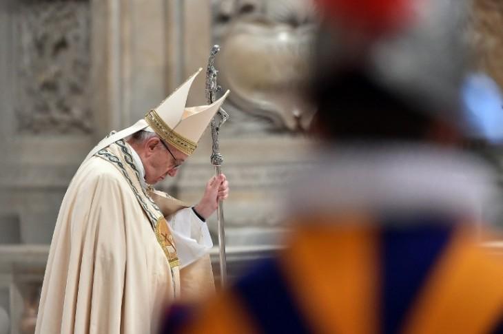 ALBERTO PIZZOLI / AFP