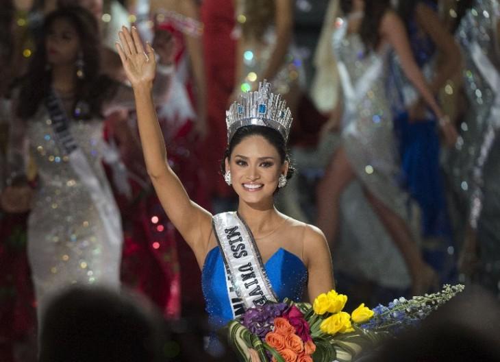 La ganadora real | Valerie Macon | AFP