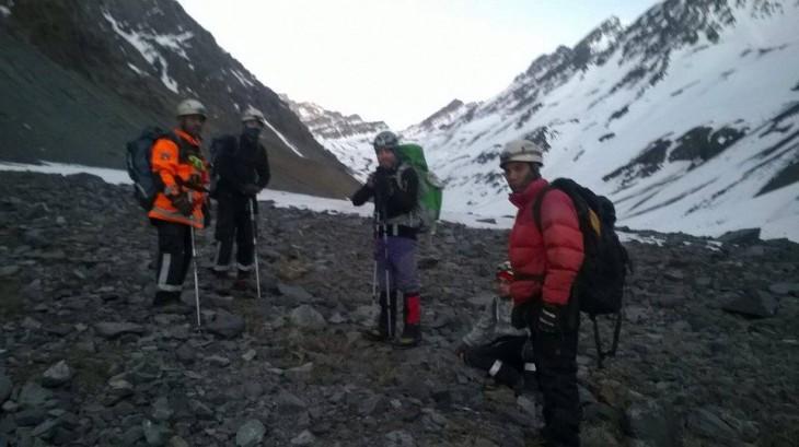 Bomberos de Los Andes