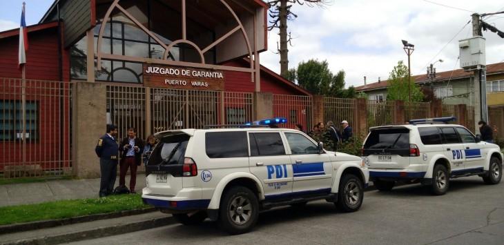 Control de detención | Diego Barría (RBB)