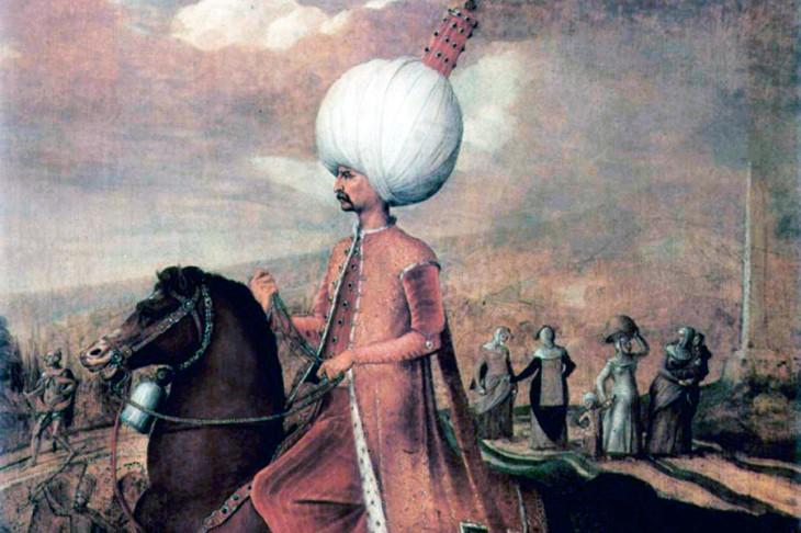 Imagen de cómo era realmente Suleimán | Wikimedia