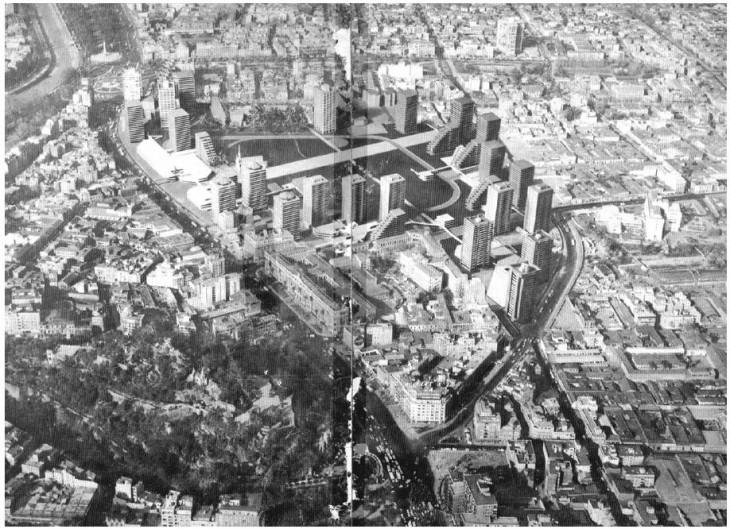 Remodelación San Borja en 1966 - santiagonostalgico (cc) | Flickr