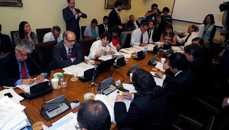 Comisión de Hacienda de la Cámara / Víctor Pérez | Agencia Uno