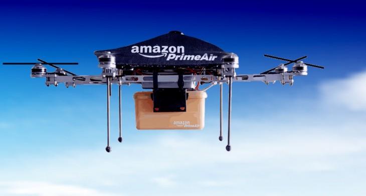 Drone repartidor | Amazon