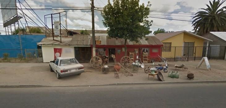 El lugar del procedimiento | Google Street View