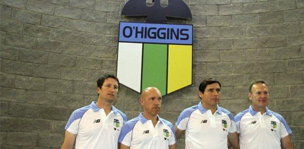 Cuerpo técnico de O'Higgins | @ohigginsoficial | Twitter