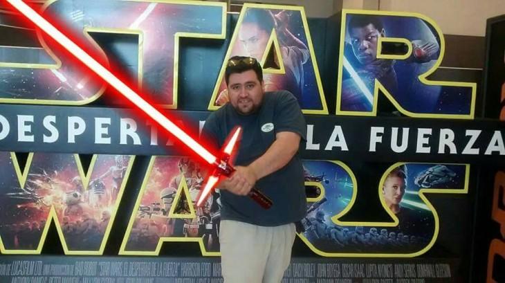 La foto que pedía Héctor / Facebook
