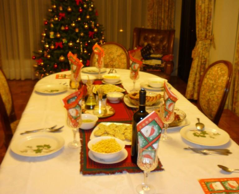 Nutricionista Entrega Utiles Consejos Para Preparar Una Cena De - Que-preparar-para-la-cena-de-navidad