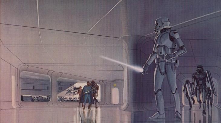 Ralph McQuarrie / Lucasfilm