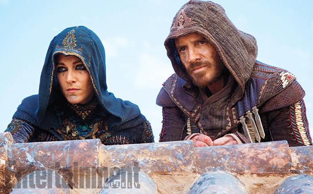 Primera imagen de la película de Assassin's Creed / Kerry Brown
