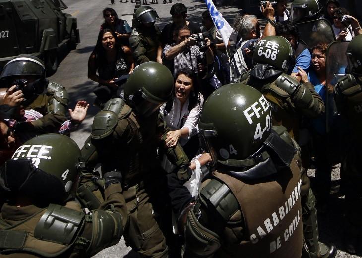 Francisco Castilo | Agencia UNO