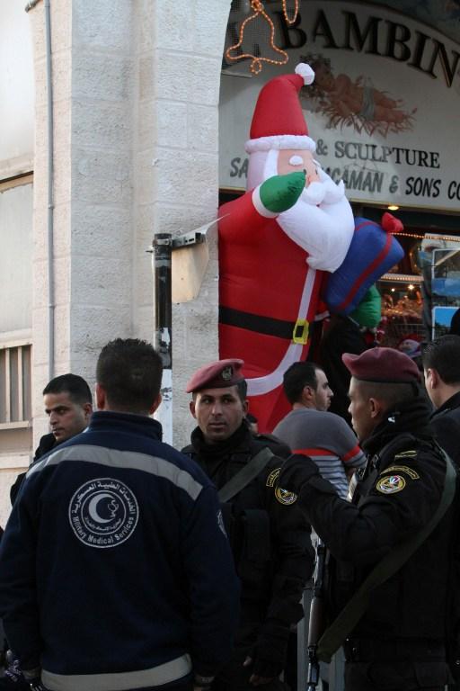 Musa al-Shaer | AFP