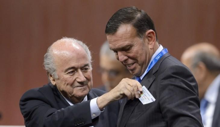 Juan Ángel Napout | ARCHIVO | Fabrice Coffrini | AFP