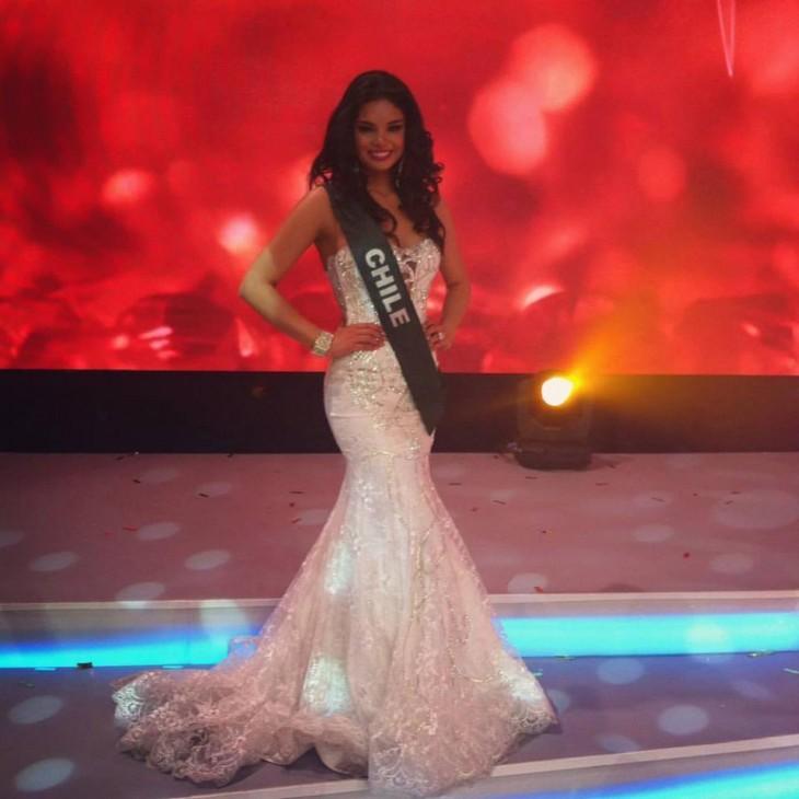 Natividad Leiva | Miss Earth