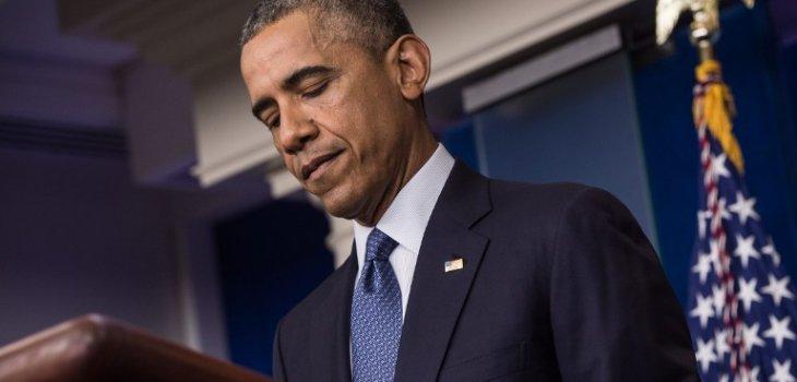Barack Obama | Nicholas Kamm | AFP