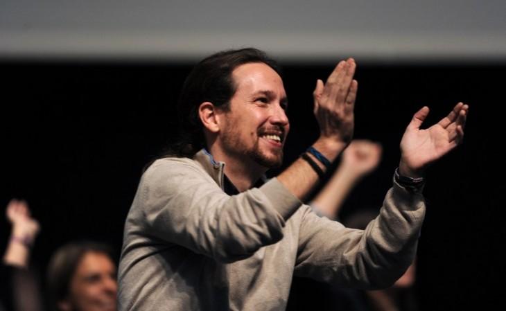 Pablo Iglesias | Candidato Podemos | Agencia AFP