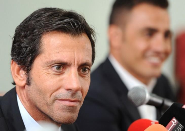 Quique Sánchez Flores, entrenador de Watford | Archivo | AFP