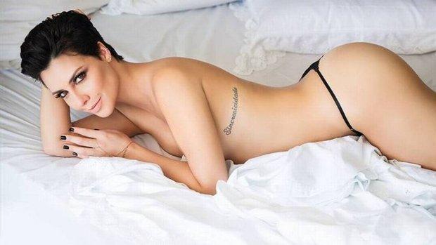 Camila para Playboy en 2015