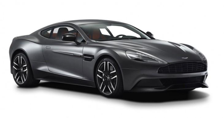 Vehículo de la marca Aston Martin