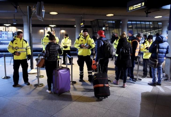 Björn Lindgren/TT / TT NEWS AGENCY / AFP