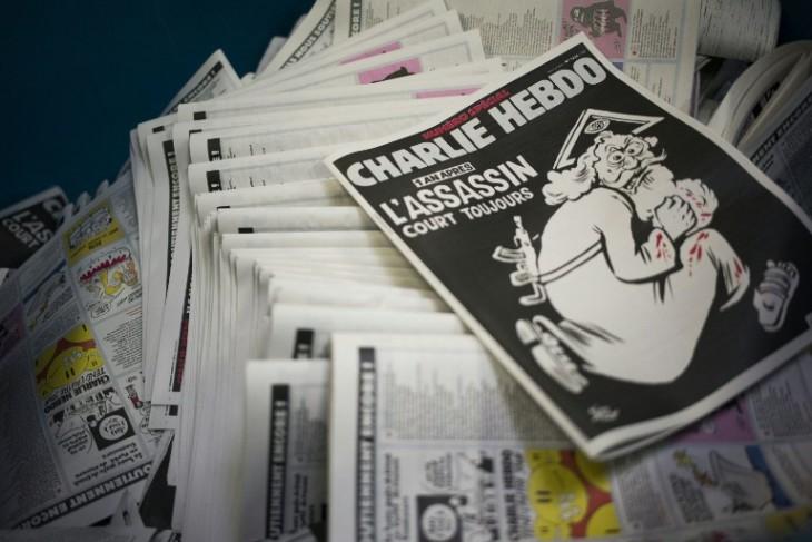Última portada de Charlie Hebdo | Martín Bureau | AFP