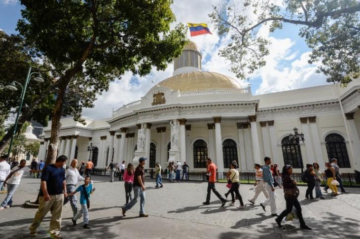 Asamblea Nacional | Federico Parra | AFP