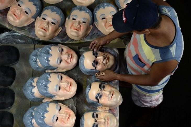 VANDERLEI ALMEIDA / AFP