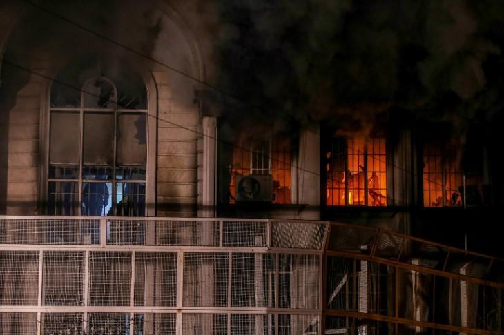 MOHAMMADREZA NADIMI / ISNA / AFP