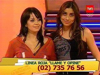 Leticia en Rojo | TVN