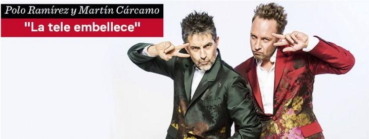 Martín y Polo para Revista Caras  | Facebook Oficial